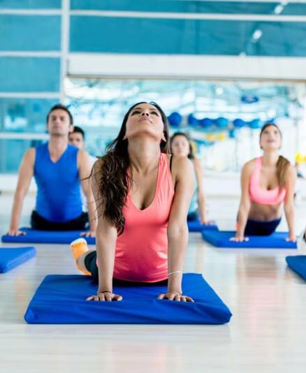 Corsi di Hatha Yoga - Fisioterapia CCM